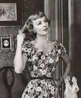 Margaret Sullavan, ca 1955