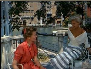 Hepburn and Miranda