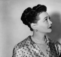 Sylvia Sidney, mid-50s