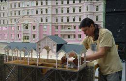 Budapest fake hotel
