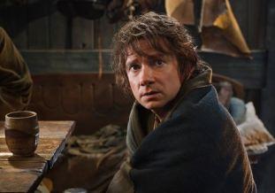 Freeman as Bilbo