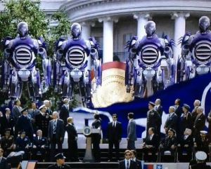 Sentinels summoned to the White House