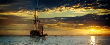 Turner seascape