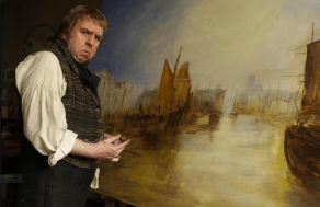 Spall as Turner